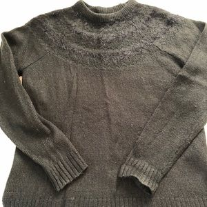 Who What Wear crewneck sweater